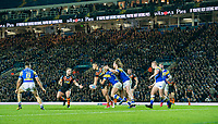 Picture by Allan McKenzie/SWpix.com - 23/03/2018 - Rugby League - Betfred Super League - Leeds Rhinos v Castleford Tigers - Elland Road, Leeds, England - A general view of Castleford playing Leeds at Elland Road.