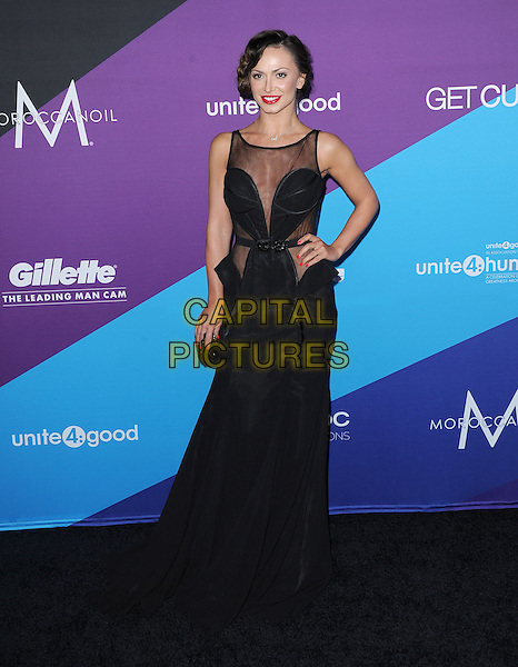LOS ANGELES, CA - FEBRUARY 27 - Karina Smirnoff attends unite4:good and Variety presentation &quot;unite4:humanity&quot; Celebrating Good, Giving and Greatness Around the Globe held at Sony Picture Studios in Culver City, California on February 27,2014                                                                              <br /> CAP/DVS<br /> &copy;DVS/Capital Pictures