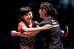 Women's Doubles  - Seamaster Qatar 2016 ITTF World Tour Grand Finals