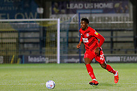 Shadrach Ogie of Leyton Orient in action during the The Leasing.com Trophy match between AFC Wimbledon and Leyton Orient at the Cherry Red Records Stadium, Kingston, England on 8 October 2019. Photo by Carlton Myrie / PRiME Media Images.