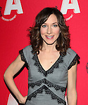 Seana Kofoed attending the Opening Night After Party for the Atlantic Theater Company's 'What Rhymes with America' at Moran's in New York on December 12, 2012