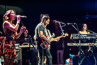 LAS VEGAS, NV - October 2, 2016: ***HOUSE COVERAGE*** Dweezil Zappa Plays Whatever The F@%K He Wants at Brooklyn Bowl in Las vegas, NV on October 2, 2016. Credit: Erik Kabik Photography/ MediaPunch