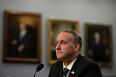 Acting Director of United States Immigration and Customs Enforcement Matthew T. Albence testifies before the U.S. House of Representatives Committee on Appropriations on Capitol Hill in Washington D.C., U.S. on July 25, 2019.<br /> <br /> Credit: Stefani Reynolds / CNP