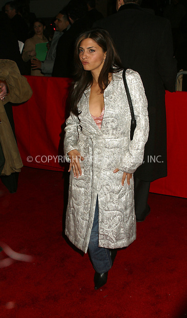 "Callie Thorne arriving at the World Premiere of ""Analyze That"" in New York. December 12, 2002. Please byline: Alecsey Boldeskul/NY Photo Press.   ..*PAY-PER-USE*      ....NY Photo Press:  ..phone (646) 267-6913;   ..e-mail: info@nyphotopress.com"