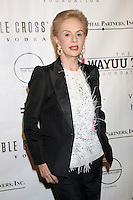 May 21, 2012 Carolina Herrera at the 10th Anniversary gala of the Wayuu Taya Foundation at the Dream Downtown Hotel in New York City. Credit: RW/MediaPunch Inc.