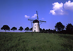 Europe, DEU, Germany, Northrhine Westfalia, Lower Rhine, Hinsbeck, Typical Windmill, Stammenmuehle....[ For each utilisation of my images my General Terms and Conditions are mandatory. Usage only against use message and proof. Download of my General Terms and Conditions under http://www.image-box.com or ask for sending. A clearance before usage is necessary...Material is subject to royalties. Each utilisation of my images is subject to a fee in accordance to the present valid MFM-List...Contact | archive@image-box.com | www.image-box.com ]