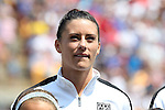 16 August 2015: Ali Krieger (USA). The United States Women's National Team played the Costa Rica Women's National Team at Heinz Field in Pittsburgh, Pennsylvania in an women's international friendly soccer game. The U.S. won the game 8-0.