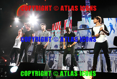 One Direction, live, 2013,<br /> Photo Credit: DO NOT PHOTO CREDIT<br /> ATLASICONS.COM