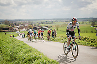 Lukas Pöstlberger (AUT/BORA - hansgrohe)<br /> <br /> 74th Dwars door Vlaanderen 2019 (1.UWT)<br /> One day race from Roeselare to Waregem (BEL/183km)<br /> <br /> ©kramon