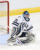 Billy Blase (Yale - 30) - The University of Vermont Catamounts defeated the Yale University Bulldogs 4-1 in their NCAA East Regional Semi-Final match on Friday, March 27, 2009, at the Bridgeport Arena at Harbor Yard in Bridgeport, Connecticut.