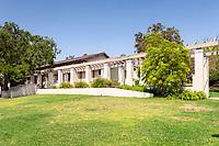 Samuelson Pavilion, Tiger Cooler