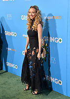 Amanda Seyfried at the world premiere for &quot;Gringo&quot; at the L.A. Live Regal Cinemas, Los Angeles, USA 06 March 2018<br /> Picture: Paul Smith/Featureflash/SilverHub 0208 004 5359 sales@silverhubmedia.com