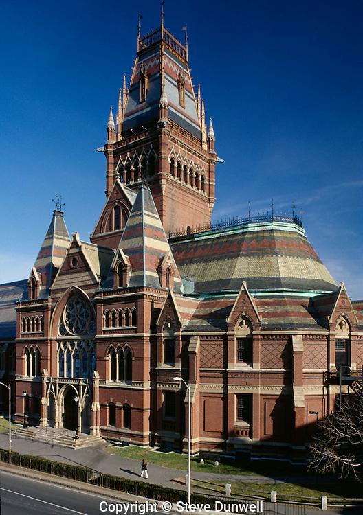Memorial Hall, Harvard University, Cambridge, MA