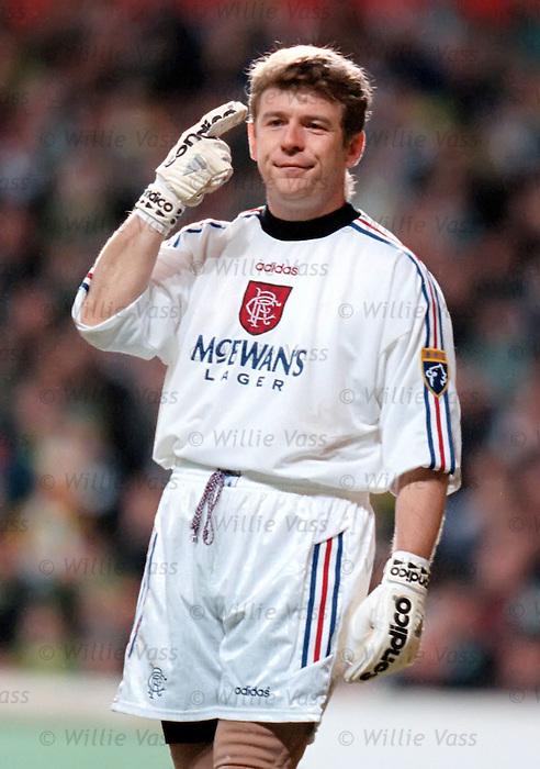 Andy Goram, Rangers