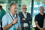 FIH Pro League 2019<br /> Hobart 10/02/2019<br /> Australia v Germany <br /> <br /> <br /> Photo: Grant Treeby