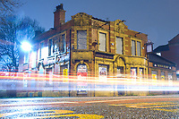 The abandoned 'Seven Stars' public house, Beswick, Greater Manchester.