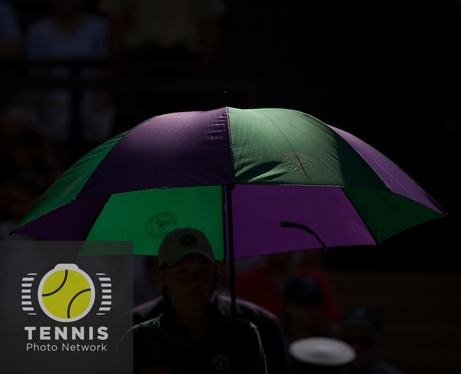 AMBIENCE<br /> <br /> The Championships Wimbledon 2014 - The All England Lawn Tennis Club -  London - UK -  ATP - ITF - WTA-2014  - Grand Slam - Great Britain -  24th June 2014. <br /> <br /> © Tennis Photo Network