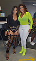 MIRAMAR, FL - JUNE 23: Recording Artist Shenseea and Alison Hinds backstage during the Caribbean Village Festival at Miramar Regional Park Amphitheater on June 23, 2019 in Miramar, Florida. ( Photo by Johnny Louis / jlnphotography.com )
