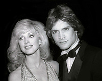 Morgan Fairchild and Andrew Stevens Undated<br /> Photo By Adam Scull/PHOTOlink.net
