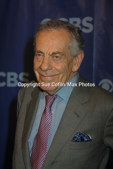 at the CBS Upfront 2011 on May 18, 2011 at Lincoln Center, New York City, New York. (Photo by Sue Coflin/Max Photos)