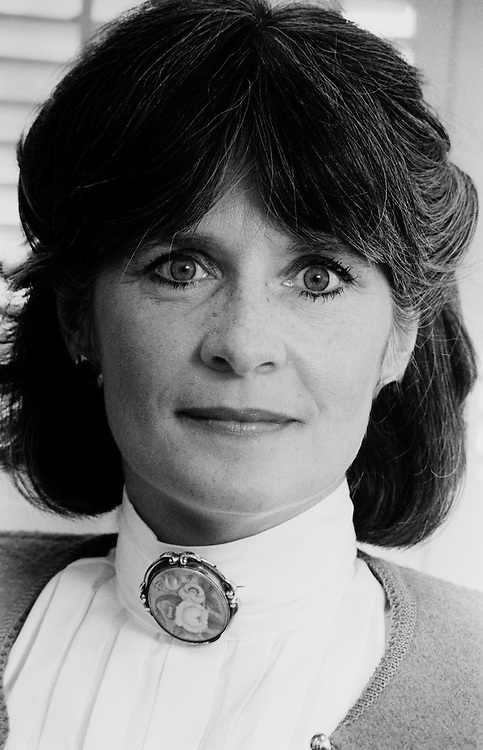 Linda Arey, 1988 Republican House candidate from Virginia's 5th congressional district. (Photo archived by CQ Roll Call)