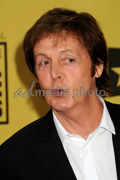 15 January 2010 - Hollywood, California - Sir Paul McCartney?. 15th Annual Critics' Choice Movie Awards - Arrivals held at the Hollywood Palladium. Photo Credit: Byron Purvis/AdMedia