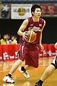 Yasutoshi Uda (Brave Thunders), October 14, 2011 - Basketball : JBL 2011-2012 match between Toshiba Brave Thunders 42-89 Hitachi Sunrockers at Kawasaki Todoroki Arena, Kanagawa, Japan. (Photo by Daiju Kitamura/AFLO SPORT) [1045]