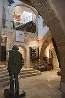 Asie/Israel/Tel-Aviv-Jaffa/Jaffa: Maison-Musée de l'artiste Ilana Goor (Gur) - Ilana Goor Muséum
