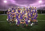 2012 Women's Soccer Poster