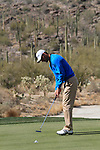 Martin Kaymer (GER) in action on the 12th green during Day 3 of the Accenture Match Play Championship from The Ritz-Carlton Golf Club, Dove Mountain, Friday 25th February 2011. (Photo Eoin Clarke/golffile.ie)