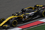 14.04.2018, Shanghai Audi International Circuit, Shanghai, 2018 FORMULA 1 HEINEKEN CHINESE GRAND PRIX, 12.04. - 15.04.2018<br /> im Bild<br />Nico H&uuml;lkenberg (GER#27), Renault Sport F1 Team<br /> <br /><br /> <br /> Foto &copy; nordphoto / Bratic