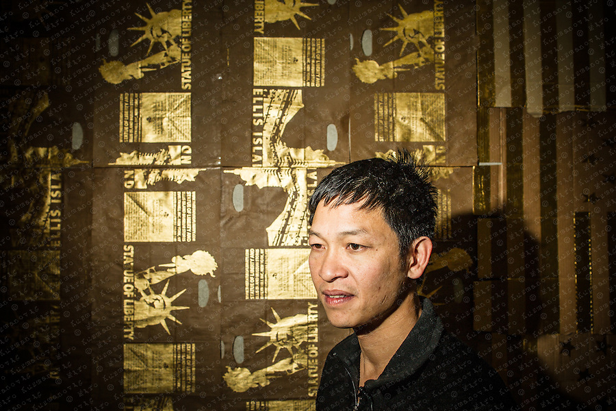 Danh Vo is regarded as one of the most exciting young contemporary artists. Born in Vietnam and raised in Denmark, Danh Vo appeared the art world, first as a phantom. In his installations he combines his own biography with adventurous excursions into the war and colonial history.