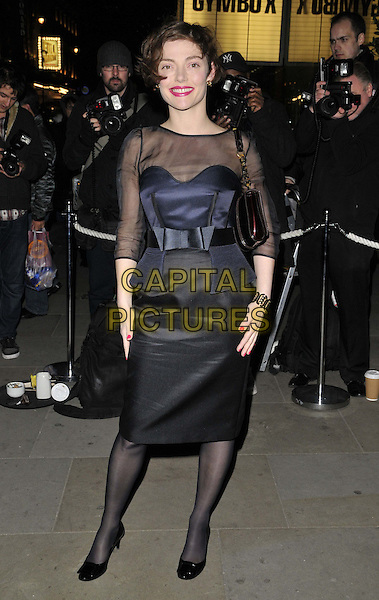 LONDON, ENGLAND - MARCH 10: Camilla Rutherford attends the Rodial Beautiful Awards 2014, St Martin's Lane Hotel, St Martin's Lane, on Monday March 10, 2014 in London, England, UK.<br /> CAP/CAN<br /> &copy;Can Nguyen/Capital Pictures