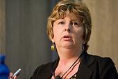 Karen Buck MP addresses Paddington Community Conference;  Westminster Academy, 14/5/09