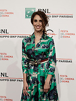 L'attrice italiana Silvia D'Amico posa durante un photocall per la presentazione del film &quot;The place&quot; alla Festa del Cinema di Roma, 4 novembre 2017.<br /> Italian actress Silvia D'Amico poses for a photocall to present the movie &quot;The place&quot; during the international Rome Film Festival at Rome's Auditorium, .<br /> UPDATE IMAGES PRESS/Isabella Bonotto