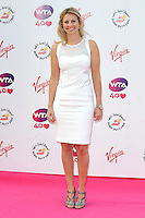 NON EXCLUSIVE PICTURE: PAUL TREADWAY / MATRIXPICTURES.CO.UK<br /> PLEASE CREDIT ALL USES<br /> <br /> WORLD RIGHTS<br /> <br /> Sir Richard Branson's daughter Holly Branson attending the WTA Pre Wimbledon Party, at London's Kensington Roof Gardens.<br /> <br /> 20th JUNE 2013<br /> <br /> REF: PTY 134225
