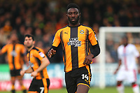 Jabo Ibehre of Cambridge during Cambridge United vs Sutton United , Emirates FA Cup Football at the Cambs Glass Stadium on 5th November 2017