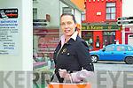 Budget Busters Listowel - Bernadette Burke works in McKenna's Listowel.  Likes shopping in Listowel for variety