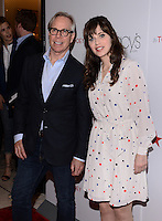 NEW YORK, NY - APRIL 14: Zooey Deschanel attends the 'To Tommy, From Zooey Collection' launch at Macy's Herald Square on April 14, 2014 in New York City. HP/Starlitepics