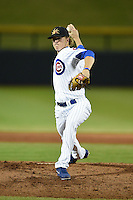 Mesa Solar Sox pitcher Zach Cates (47) during an Arizona Fall League game against the Surprise Saguaros on October 10, 2014 at Cubs Park in Mesa, Arizona.  Surprise defeated Mesa 14-3.  (Mike Janes/Four Seam Images)