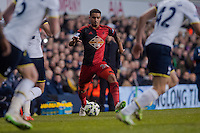 LONDON, ENGLAND - MARCH 04:  Kyle Naughton of Swansea City in action during the Premier League match between Tottenham Hotspur and Swansea City at White Hart Lane on March 4, 2015 in London, England.  (Photo by Athena Pictures )