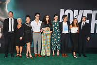 "LOS ANGELES, USA. September 29, 2019: Joaquin Phoenix & Family at the premiere of ""Joker"" at the TCL Chinese Theatre, Hollywood.<br /> Picture: Paul Smith/Featureflash"