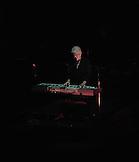 Graham Nash of Crosby, Stills & Nash at the Olympia in Paris, France.