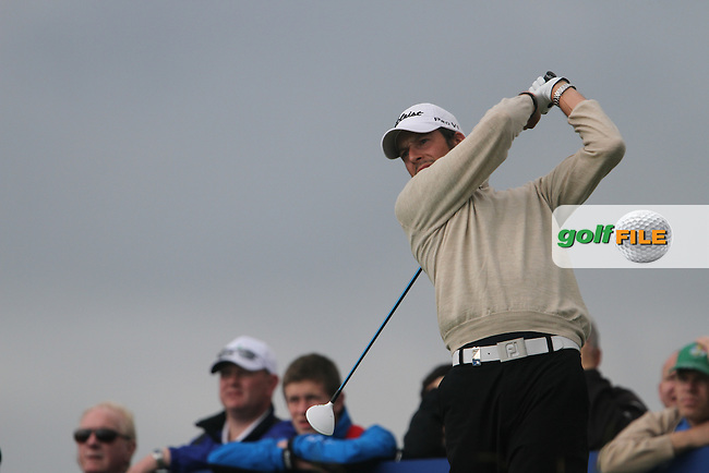 Simon Thornton (IRL) on the 11th on Day 2 of the 2012 Irish Open at Royal Portrush Golf Club, Portrush, Co.Antrim, 29/6/12...(Photo Jenny Matthews/www.golffile.ie)