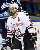Chris Donovan (NU - 23) - The University of Maine Black Bears defeated the Northeastern University Huskies 6-2 on Friday, November 13, 2009, at Matthews Arena in Boston, Massachusetts.