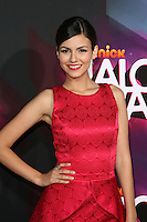 LOS ANGELES, CA - NOVEMBER 17: Victoria Justice at the TeenNick HALO Awards at The Hollywood Palladium on November 17, 2012 in Los Angeles, California. Credit mpi27/MediaPunch Inc. NortePhoto
