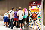 Branding of The Asia League's 'The Terrific 12' at Studio City Event Center on 20 September 2018, in Macau, Macau. Photo by Win Chung Jacky Tsui / Power Sport Images for Asia League