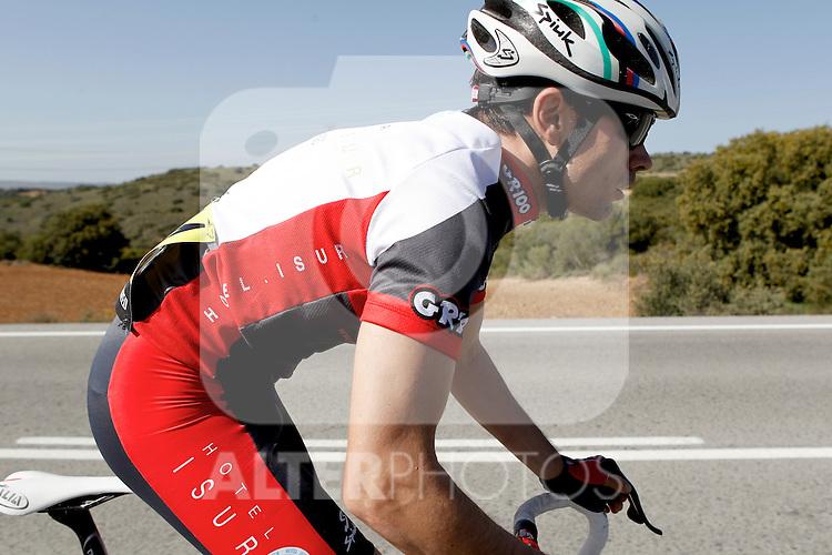 Etapa en linea ruta vuelta a Madrid 2011 . (ALTERPHOTOS/Alvaro Hernandez)