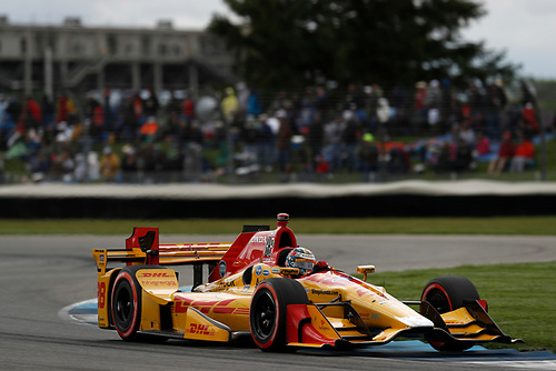 12-14 May, 2016, Indianapolis, Indiana USA<br /> Ryan Hunter-Reay<br /> ©2016, Michael L. Levitt<br /> LAT Photo USA