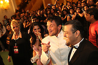 Peter Andre at the Venetian in Macau at the International Indian Film Academy (IIFA) awards 13rd June 2009 in Macau, the ex-Potuguese enclave, now a special region of China.<br />